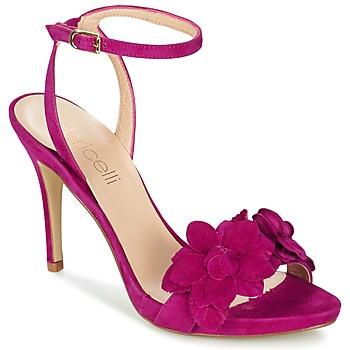 Pantofi Femei Sandale și Sandale cu talpă  joasă Fericelli GLAM Violet