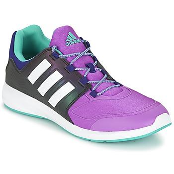 Încăltăminte Copii Pantofi sport Casual adidas Originals S-FLEX K Negru / Violet