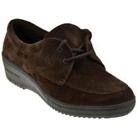 Pantofi Femei Mocasini Valleverde  Maro
