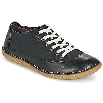 Încăltăminte Femei Pantofi Derby Kickers HOLLYDAY Negru