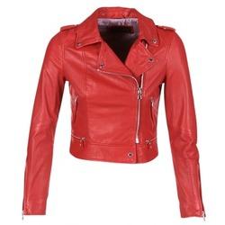 Îmbracaminte Femei Jachete din piele și material sintetic Oakwood YOKO Roșu