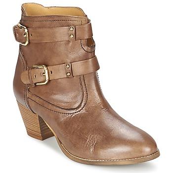 Pantofi Femei Botine Casual Attitude SANOU Maro