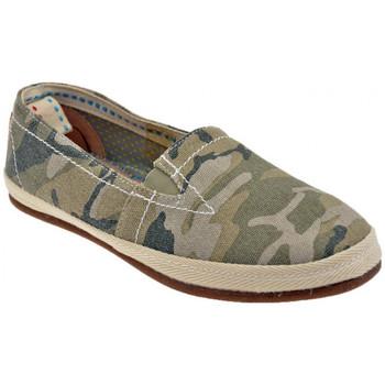 Pantofi Bărbați Pantofi Slip on O-joo  Multicolor