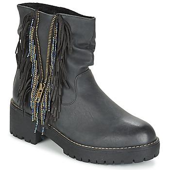Pantofi Femei Ghete Coolway BARINA Negru