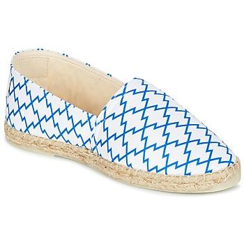 Pantofi Femei Espadrile Maiett KIMONO Alb / Albastru