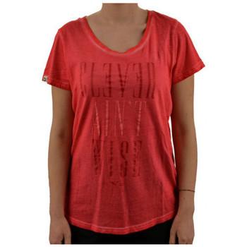 Îmbracaminte Femei Tricouri mânecă scurtă Puma  roz