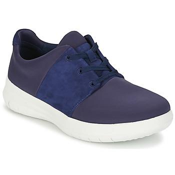 Încăltăminte Femei Pantofi sport Casual FitFlop SPORTYPOP X SNEAKER Bleumarin