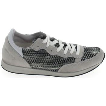 Pantofi Femei Pantofi sport Casual Ippon Vintage Run Street Blanc Gris Gri