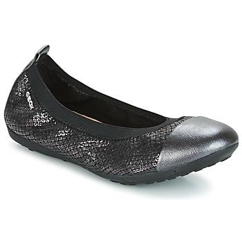 Pantofi Fete Balerin și Balerini cu curea Geox J PIUMA BAL B Negru