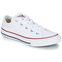 Încăltăminte Copii Pantofi sport Casual Converse CHUCK TAYLOR ALL STAR CORE OX Alb / Optical