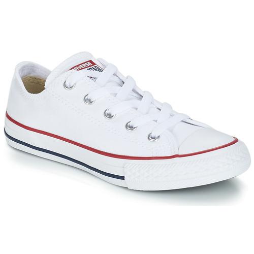 Pantofi Copii Pantofi sport Casual Converse CHUCK TAYLOR ALL STAR CORE OX Alb / Optical