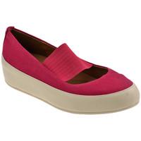 Pantofi Femei Balerin și Balerini cu curea FitFlop  roșu