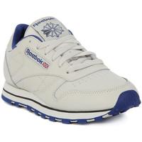 Pantofi Bărbați Pantofi sport Casual Reebok Sport CLASSIC LTHR Beige
