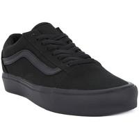 Pantofi Bărbați Pantofi sport Casual Vans OLD SKOOL LITE Nero