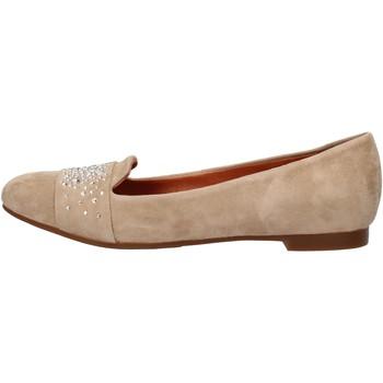 Pantofi Femei Mocasini Carmens Padova Mocasini AF37 Bej