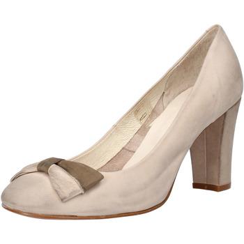 Pantofi Femei Pantofi cu toc Carmens Padova Decolteu AF52 Bej