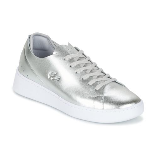 Pantofi Femei Pantofi sport Casual Lacoste EYYLA Argintiu