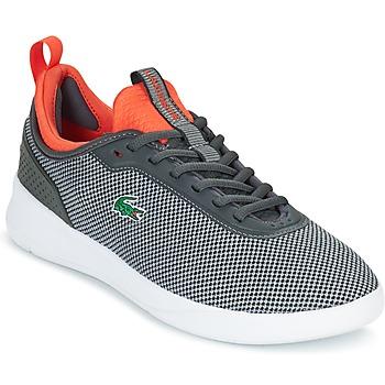 Încăltăminte Bărbați Pantofi sport Casual Lacoste LT SPIRIT 2.0 Gri / Roșu