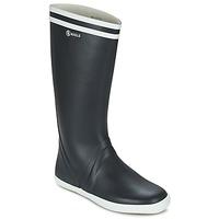Pantofi Bărbați Cizme de cauciuc Aigle GOELAND Bleumarin / Alb