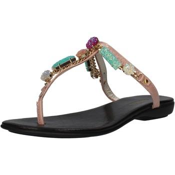 Pantofi Femei Sandale  Cesare P. By Paciotti Sandale AF935 Roz
