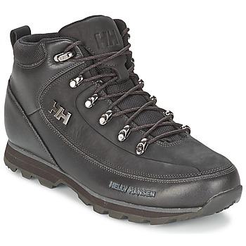 Pantofi Bărbați Ghete Helly Hansen THE FORESTER Negru