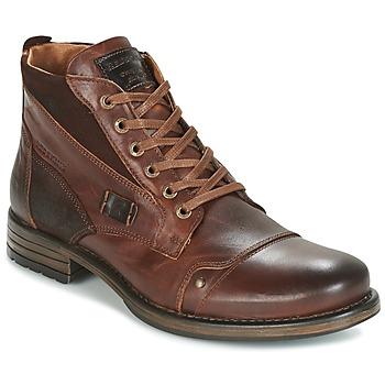 Pantofi Bărbați Ghete Redskins YVORI Maro