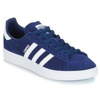 Încăltăminte Băieți Pantofi sport Casual adidas Originals CAMPUS J Bleumarin