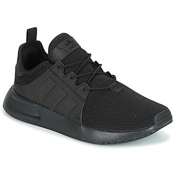 Încăltăminte Copii Pantofi sport Casual adidas Originals X_PLR Negru