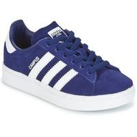 Încăltăminte Băieți Pantofi sport Casual adidas Originals CAMPUS C Bleumarin
