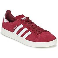 Încăltăminte Pantofi sport Casual adidas Originals CAMPUS Roșu-bordeaux