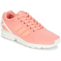 Încăltăminte Femei Pantofi sport Casual adidas Originals ZX FLUX W Roz / Alb