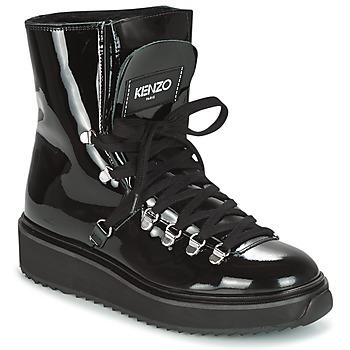Pantofi Femei Cizme de zapadă Kenzo ALASKA Negru