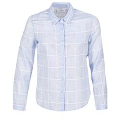 Îmbracaminte Femei Cămăși și Bluze Casual Attitude GAMOU Albastru / Alb