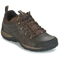 Pantofi Bărbați Multisport Columbia PEAKFREAK VENTURE WATERPROOF Maro