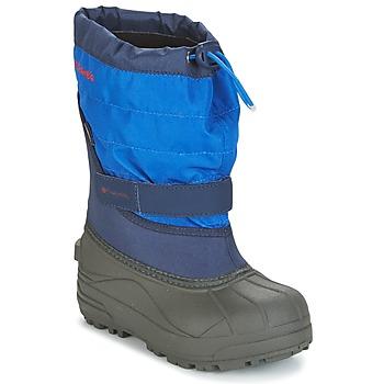 Pantofi Copii Cizme de zapadă Columbia YOUTH POWDERBUG™ PLUS II Albastru