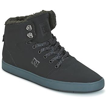Pantofi Bărbați Pantofi sport stil gheata DC Shoes CRISIS HIGH WNT Negru / Gri