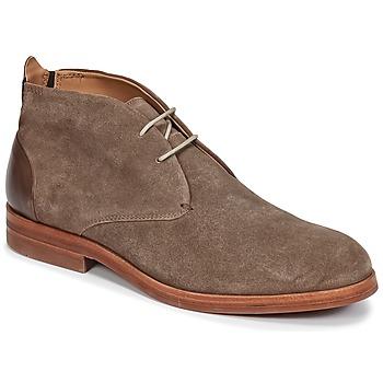 Pantofi Bărbați Ghete Hudson MATTEO Taupe