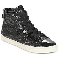 Pantofi Femei Pantofi sport stil gheata Geox D NEW CLUB Negru