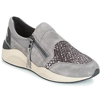 Încăltăminte Femei Pantofi sport Casual Geox D OMAYA Gri