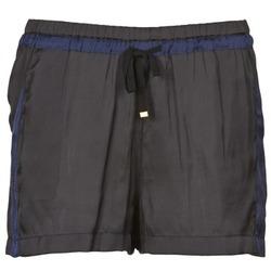 Îmbracaminte Femei Pantaloni scurti și Bermuda Naf Naf KAOLOU Negru