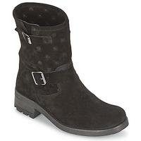 Pantofi Femei Ghete Naf Naf XHNX70A18 Negru