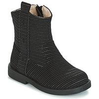 Pantofi Fete Cizme casual Mod'8 ZOULIA Negru