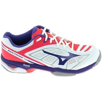 Pantofi Femei Pantofi sport Casual Mizuno Wave Exceed CC Blanc Alb