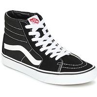 Pantofi Pantofi sport stil gheata Vans SK8 HI Negru / Alb