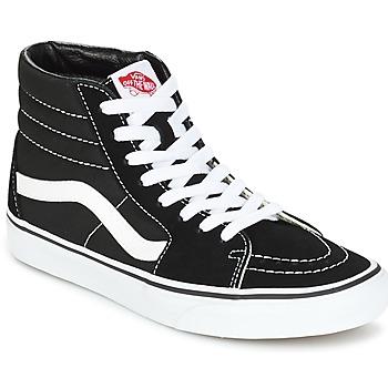 Încăltăminte Pantofi sport stil gheata Vans SK8 HI Negru / Alb