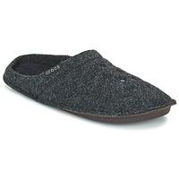Pantofi Papuci de casă Crocs CLASSIC SLIPPER Negru