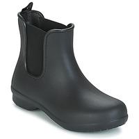 Pantofi Femei Ghete Crocs CROCS FREESAIL CHELSEA Negru