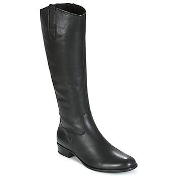 Pantofi Femei Cizme casual Gabor PARLONI Negru