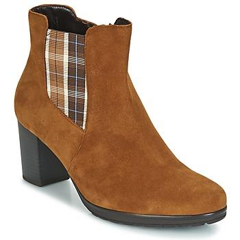 Pantofi Femei Botine Gabor KAPITU Camel
