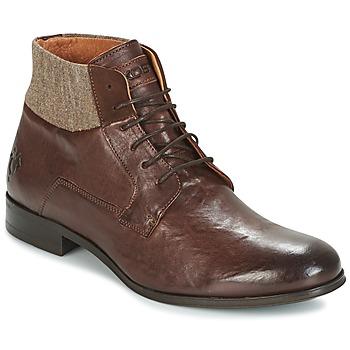 Pantofi Bărbați Ghete Kost CRIOL V3 Maro